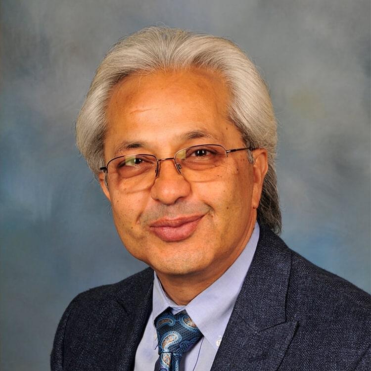 Harish Sadhwani headshot